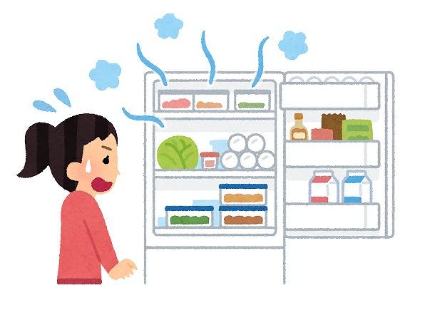 冷凍食品が自然解凍したとき再冷凍ってどうなの?
