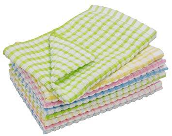 布巾は洗濯機で洗うかどうかっていう話。